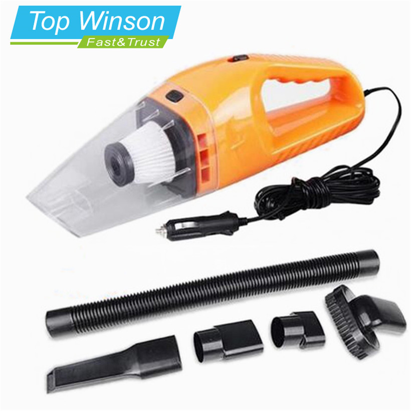 Portable Vacuum Cleaner for font b Car b font and Home Hand Held Wet and Dry