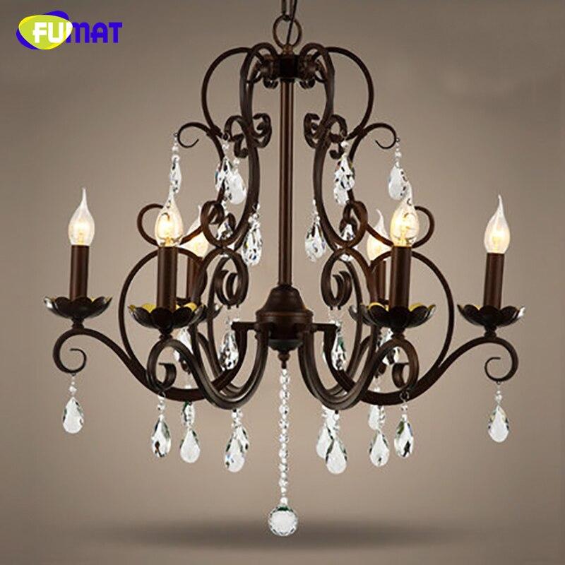 FUMAT K9 Kristall Kronleuchter Europäischen Stil Kreative - Innenbeleuchtung - Foto 5