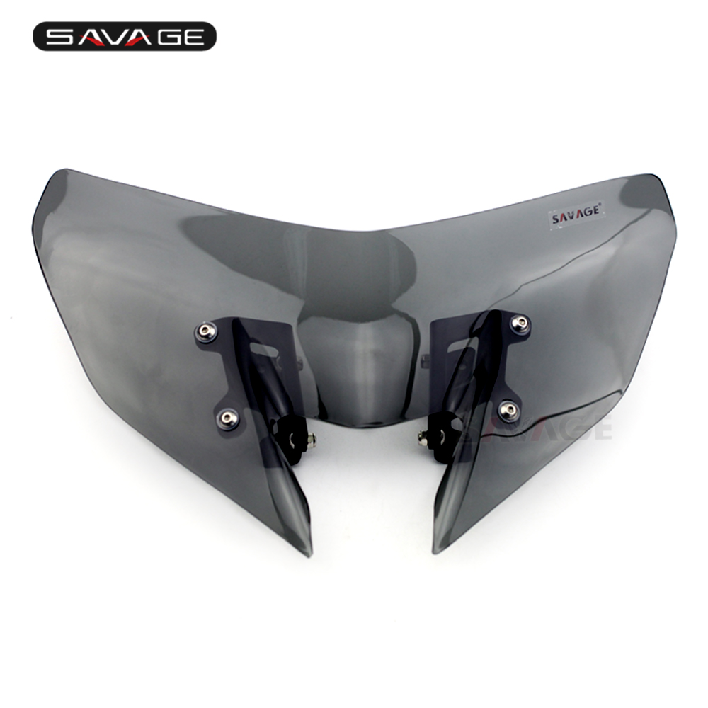 Windshield For YAMAHA MT 09 FZ 09 2017 2018 2019 Windscreen Pare brise Motorcycle Accessories Wind
