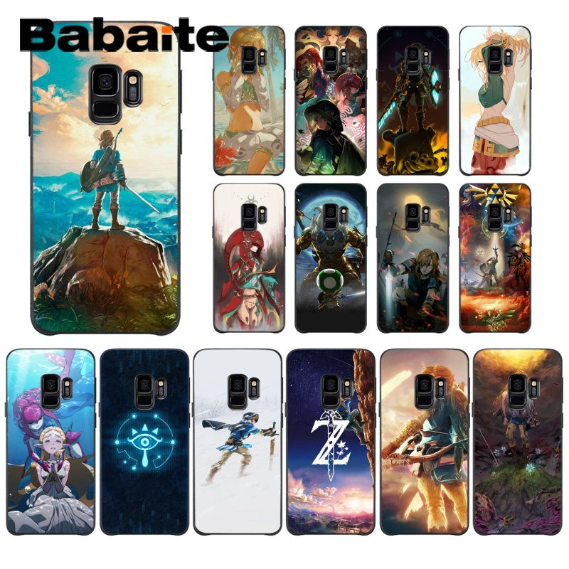 coque zelda samsung galaxy s6 edge plus