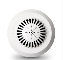 Good high quality Wi-fi excessive sensitivity smoke detector smoke fireplace sensor KR-SD03 with dry battery
