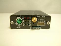 APRS 51G3 GPRS Mobile Gateway Initiates Built-in UV Interphone Module to Support Dual Servers