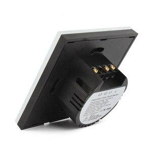 Image 3 - Akıllı ev perde anahtarı elektrikli perde dokunmatik uzaktan kumanda sensörü anahtarı