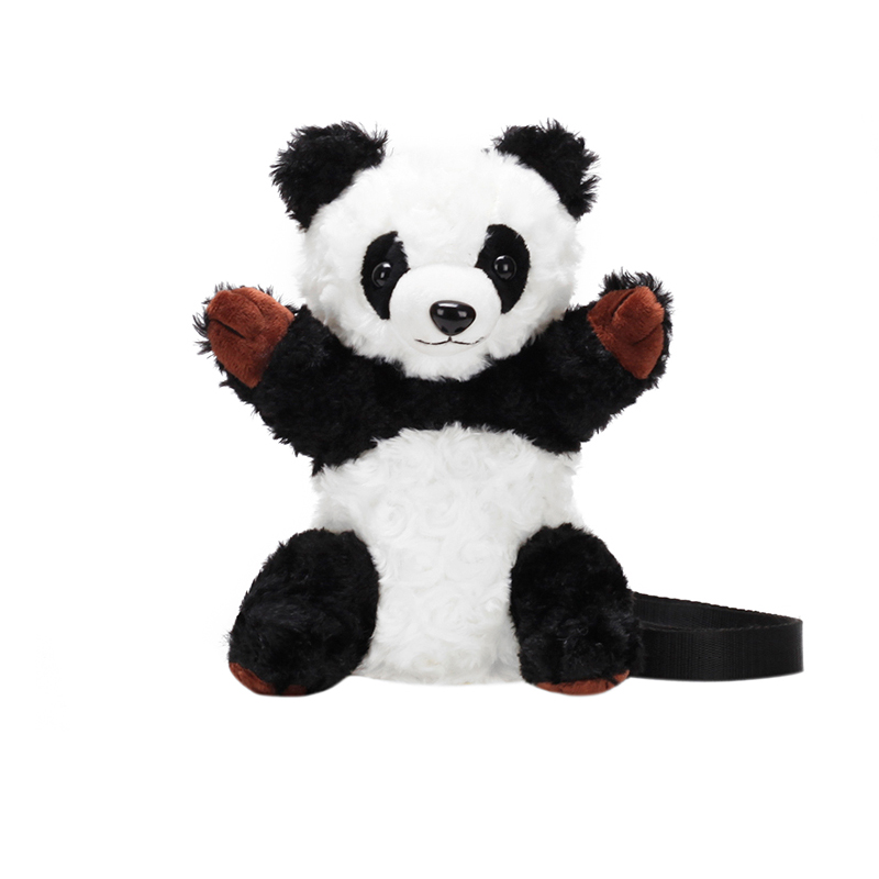 Di Borsa See Fumetto Sacchetto Mobile Telefono Chart Spalla Messaggero Mini Panda Carino Del Peluche Della xw0WvnWOqR