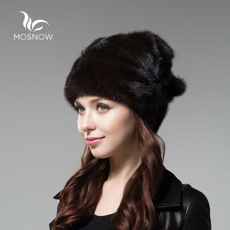 Сапраўдныя натуральныя шапкі з - Аксэсуары для адзення - Фота 2