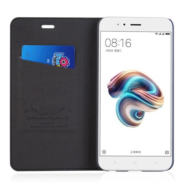 Xiaomi Case Redmi note 7 6 5 4x 5a redmi 6a 6 pro 3s 4 pro 4a 5a Leather Case For Redmi 5 Plus Fashion PU Flip Cover 3