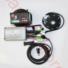 LED890 36 V электрический велосипед дисплей контроллер с датчиком Холла Электрический велосипед аксессуары для электрического велосипеда двигателя