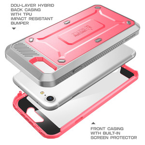 Image 5 - SUPCASE עבור iphone 7 מקרה עבור iPhone SE 2020 מקרה UB פרו מלא גוף מוקשח נרתיק מגן מקרה עם built in מסך מגן