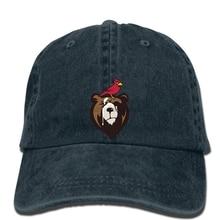 Hip hop gorras de béisbol hombres sombrero divertido mujeres Cool St. Louis  Shartinals cardinal Original ac10d9bbbf3
