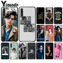Yinuoda American tv riverdale Jughead Jones  Protector Case for Huawei NOVE3E P10 Plus Mate 9 10 Lite P20 Pro Honor10 View10