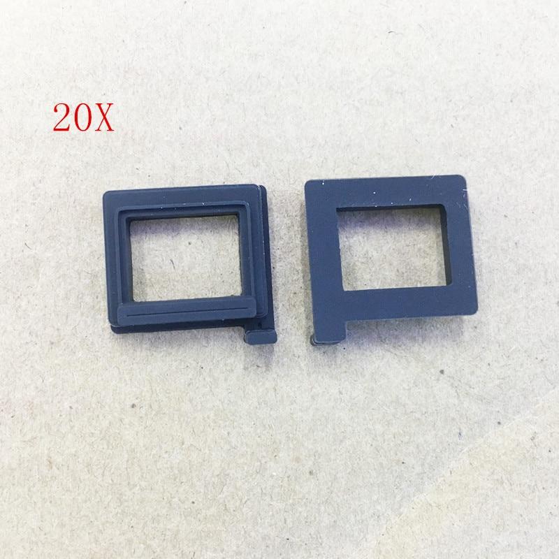 20X Black Gasket For Battery Cotact Of Motorola EP450,CP140,GP3188,GP3688 Etc Walkie Talkie
