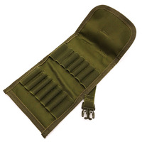 14 Cartridge Tactical Rifles Ammo Reload Mag Pouch For 30 06 300 308 Winmag Folding Ammo