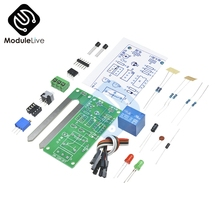 Soil Moisture Controller Tester Module Board Kit Automatic Watering Device Automatic Watering DIY