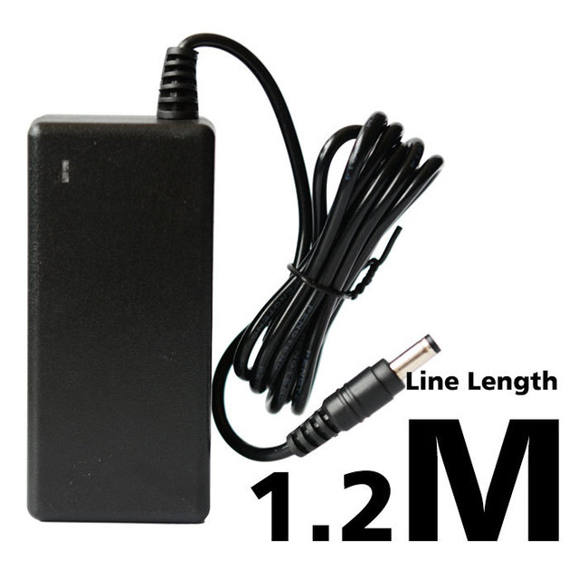 Portable Charger 8.4v 2A 18650 Rechargeable Battery Pack Charger Lithium 5.5mm EU US Plug