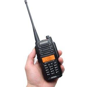 Image 3 - UV 9R Mate שדרוג Baofeng UV 9R IP67 עמיד למים UV Dual Band 136 174/400 520 MHz חם Baofeng 10 W radio10 KM UV 9R combinatio