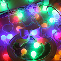 10M 80leds LED Bulb Light Fairy String Ball Lights USB Home Outdoor Decoration Christmas Holiday Party