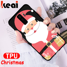 Christmas Pattern Protective Cases For Samsung Galaxy S8 S9 Plus Case Soft TPU Silicone Back Cover For Samsung Note 8 9 S8 Shell x pattern protective tpu back case for samsung galaxy note ii n7100 white