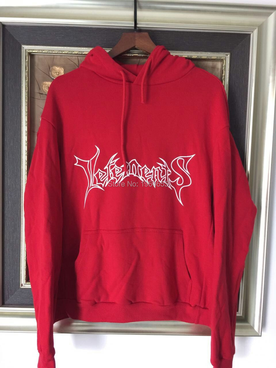 designer hoodie picture more detailed picture about 2016 2017 2016 2017 hot cakes rare new hiphop design vetements red hoodie in seoul garage sale unisex
