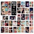 2016 KPOP Fan EXO K M EX'ACT MONSTRUO AFORTUNADO Pequeña Álbum Fotos Tarjetas de la Tarjeta Fotográfica LK313