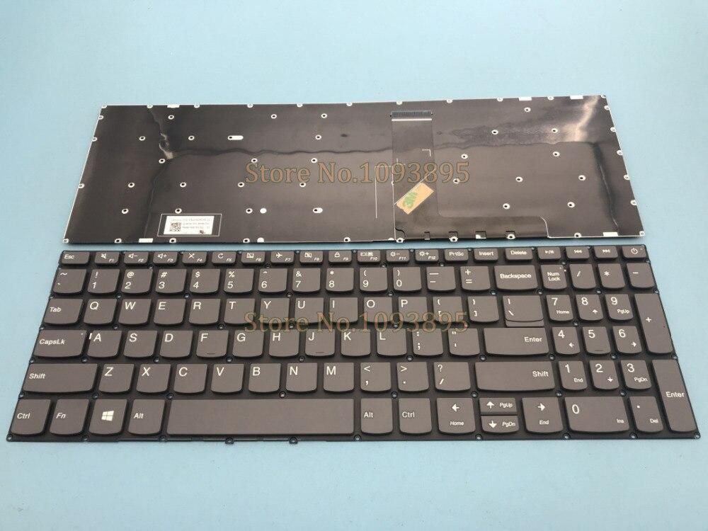 Новая английская клавиатура для ноутбука Lenovo IdeaPad S145-15IWL S145-15AST S145-15API 340C-15 английскую клавиатуру