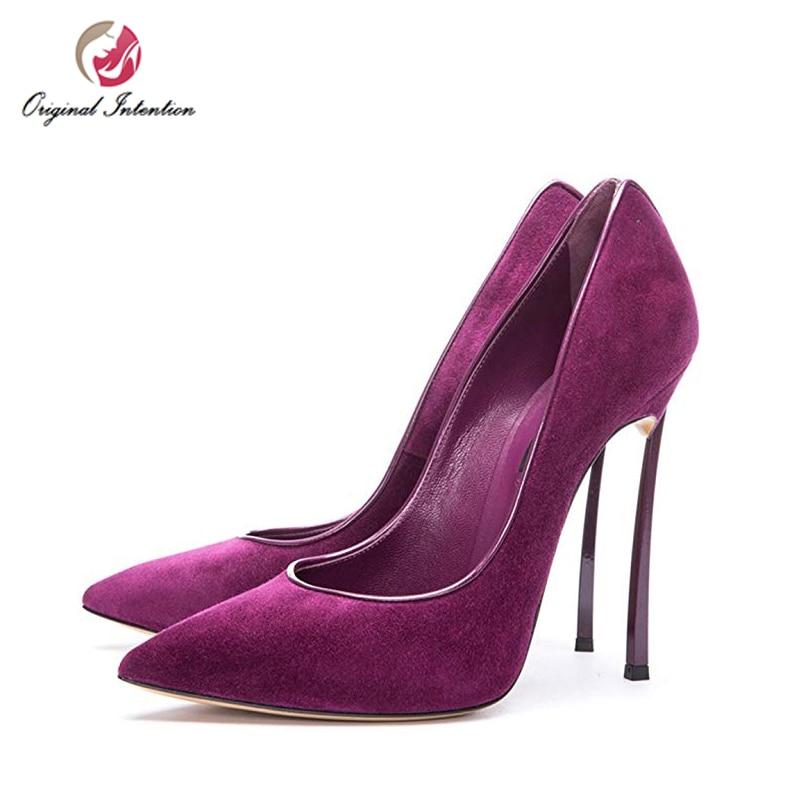 Original Intention Concise Women Pumps Shoes