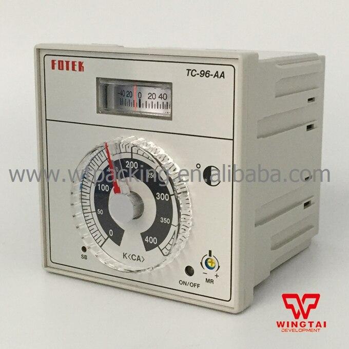 ФОТО Taiwan Fotek TC-96-AA Temperature Controller