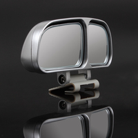 1 Pair Car Rearview Mirror Vehicle Wide Angle Blind Spot Mirrors New Driver Side Rearview