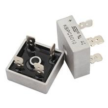 KBPC5010 диодный мостовой выпрямитель диод 50А 1000 В kбпц 5010 силовой выпрямительный диод electronica componentes