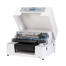 Easy operation A3 t shirt printing machine dtg printer with OEM service
