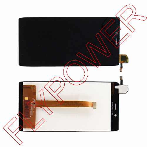 LCD Display +digitizer touch Screen FOR Alcatel One Touch idol alpha OT6032 6032 Assembly By Free DHL;10PCS/LOT lcd screen for alcatel idol 2 s ot6050 6050 6050a 6050y idol 2s lcd display touch screen digitizer assembly free shipping