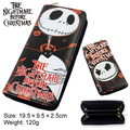 The Nightmare before Christmas Jack Skellington Cartoon Wallet Fold Purse Bag