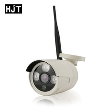 HJT Wireless Wifi IP Camera HD 720P With Micro SD Card IR Night vision Surveillance Security