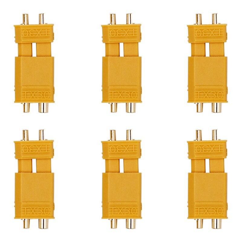 10 шт./лот XT30 XT60 Мужской Женский Пуля Разъемы Разъем для RC Lipo батарея для RC Lipo батарея Квадрокоптер Мультикоптер