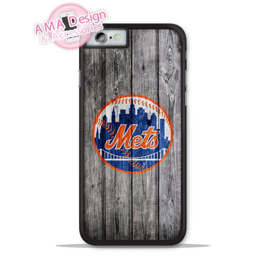 New York Mets Baseball Phone Cover Case For Apple iPhone X 8 7 6 6s Plus 5 5s SE 5c 4 4s For iPod Touch