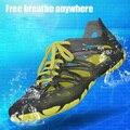 2016 venta Caliente de las mujeres sandalias de verano desmontable caminar al aire libre respirable zapatos del Agujero del verano flip flop zapatillas casuales sandalias