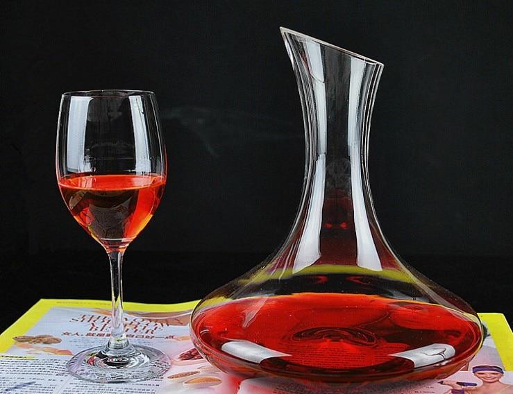 1 шт. 1500 мл стеклянные графины для вина - Кухня, столовая и бар