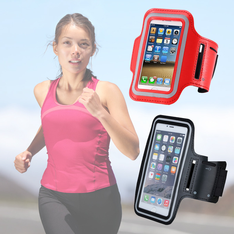 Mobile Phone Armband Carrying Bag Sport Running Case Pouch For Huawei P10 P9 P8 Cellphones & Telecommunications Mobile Phone Accessories