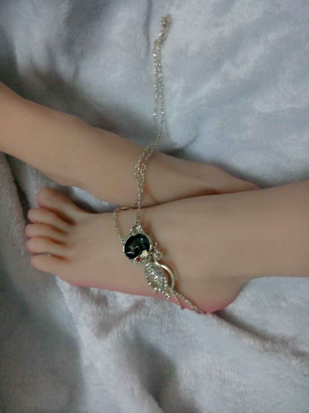 Asian Girls Foot Clones Feet Worship Fetish Foot Fetish Jobs Toys Mannequin Real Skin Free Shipping