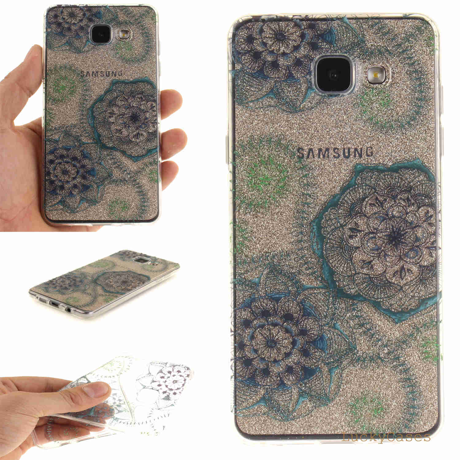 Faithful Accessories Phone Cases Covers For Samsung Galaxy A3 A5 A7 J1 J2 J3 J5 J7 2015 2016 2017 Shape Puzzle Piece Pattern Pure White And Translucent Phone Bags & Cases Cellphones & Telecommunications