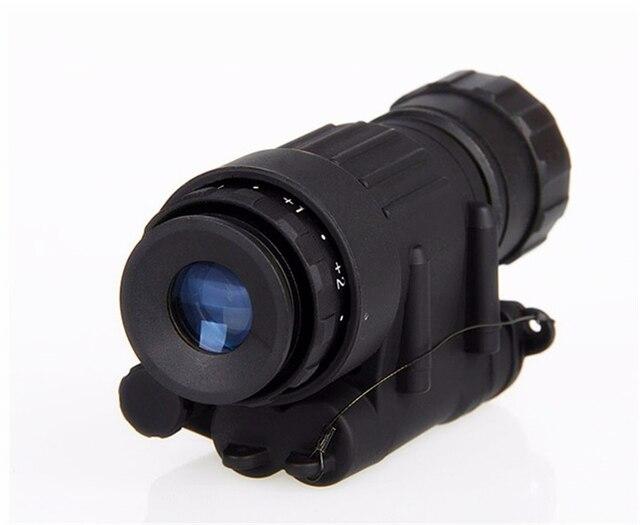 Pvs 14 hunting night vision monocular 2017 tactical infrared night