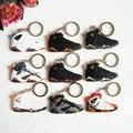 Jordan 7 Llavero, Sneaker Llavero Llavero Llavero Key Holder para Mujer y Niña Regalos Porte Clef