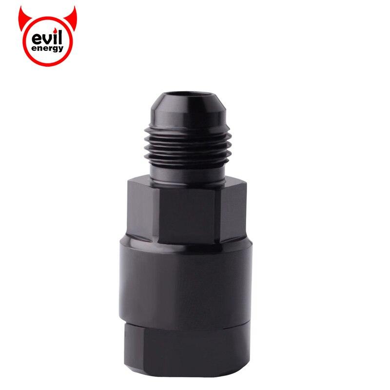 Evil energy Fuel Line SAEE EFI адаптер фитинг-6 штыревой к 3/8