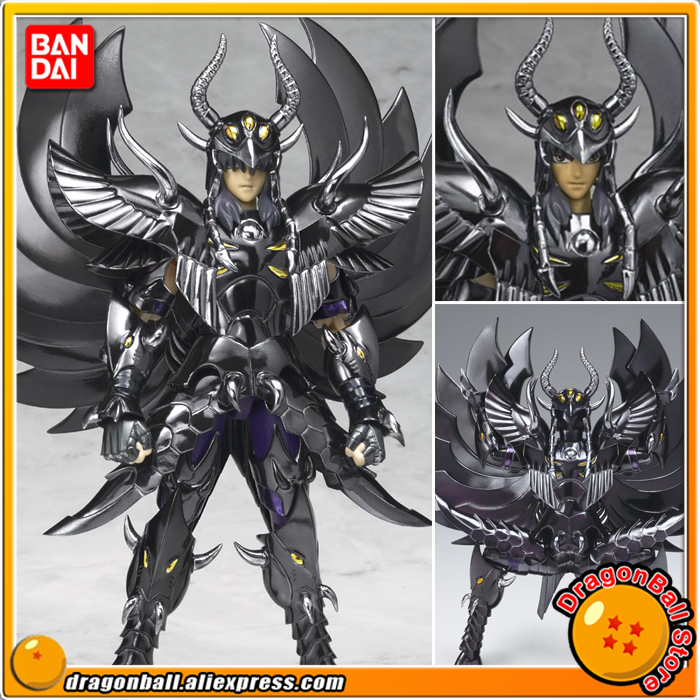 Japan Anime Saint Seiya Original BANDAI Tamashii Nations Saint Cloth Myth Action Figure - Garuda Aiacos japan anime saint seiya original bandai tamashii nations d d panoramation ddp action figure sagittarius aiolos