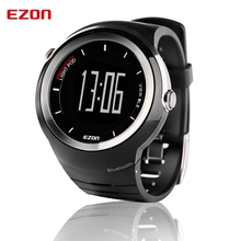 EZON Bluetooth 4.0 Sports Smartwatch Call Reminder Pedometer Steps Counter Calories Men's Smart Watch for IOS and Android S2A01 стоимость