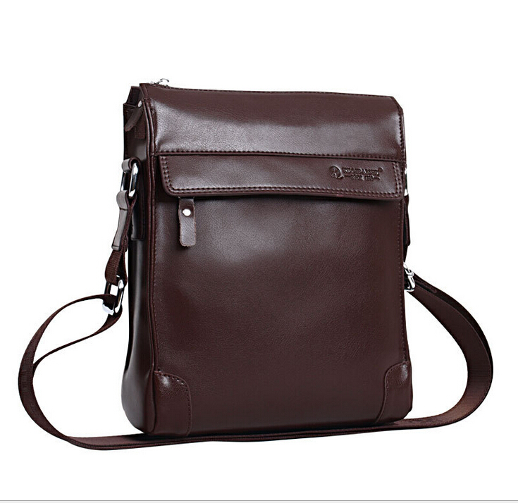 все цены на Hot Business Genuine Leather Men messenger Bags Brand High Quality Fashion Men's Shoulder Bag Casual Vintage Briefcase  LJ-449 онлайн