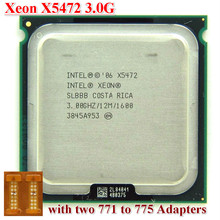 Original Xeon X5472 SLASA Intel Xeon X5472 \u0028procesador de 3,0 GHz/12MB/1600MHz/Quad Core\u0029120W Server CPU
