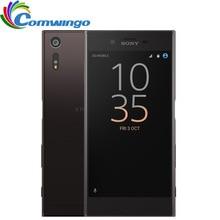 Оригинальный разблокирована sony Xperia XZ F8332 Оперативная память 3 GB Встроенная память 64 Гб GSM двойной сим 4G LTE Android 4 ядра 5,2 «23MP WI-FI gps 2900 mAh