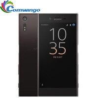Original Unlocked Sony Xperia XZ F8332 RAM 3GB ROM 64GB GSM Dual Sim 4G LTE Android Quad Core 5.2 23MP WIFI GPS 2900mAh