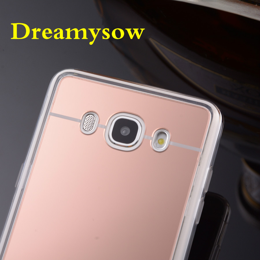 Case For Samsung Galaxy A3 A5 A7 A8 2017 Plus 2018 J1 J2 J3 J5 J7 Prime Luxury Plating M ...