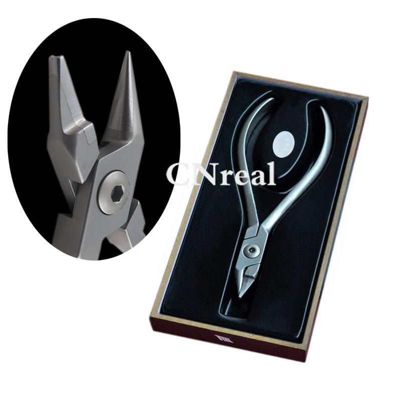1 piece Dental Loop Forming Pliers (Tweed Pliers) Orthodontic Instrument1 piece Dental Loop Forming Pliers (Tweed Pliers) Orthodontic Instrument